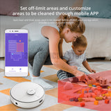 360 S5 Smart International Version Robot Vacuum Cleaner