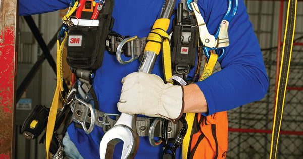 3M™ DBI-SALA® Safety Equipment Perfect for Work and Extreme Sports