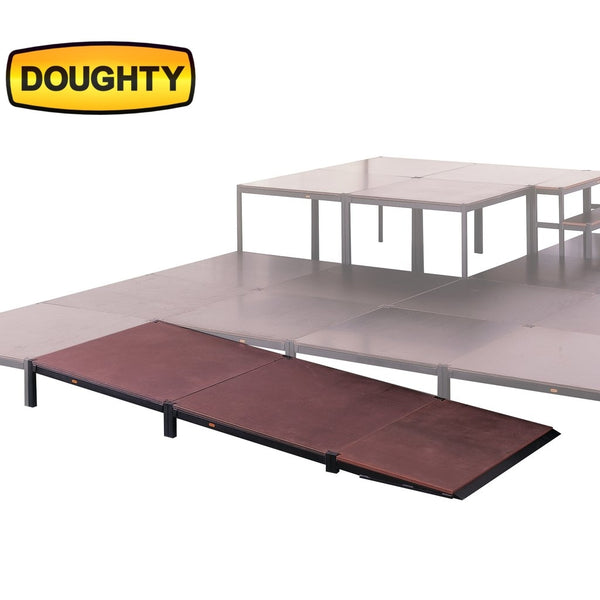 With Doughty EasyDeck, you can make the whole world your stage