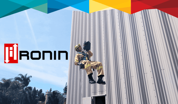 Advance to New Heights with the Ronin Lift Personal Ascender