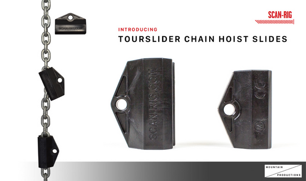 MTN shop Proud to offer Scan Rig -TOURSLIDER Chain Hoist Slides