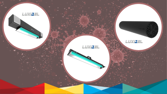 Luxibel UVC Sterilizer: Eliminate 99% of Viruses