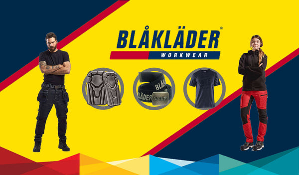 10% OFF & FREE SHIPPING on Blaklader Workwear