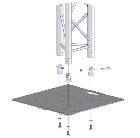 Doughty 3 Position Tank Trap with Truss Mounting