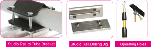Doughty Studio Rail - Others