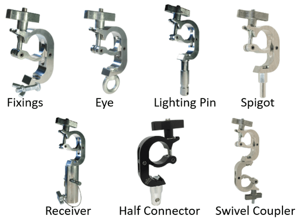 Doughty Trigger Clamps