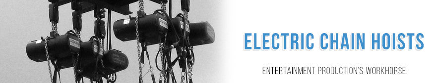 Electric Chain Hoists Collection