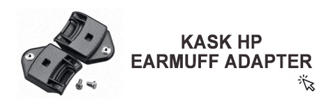 KASK Ear Muff Adapter