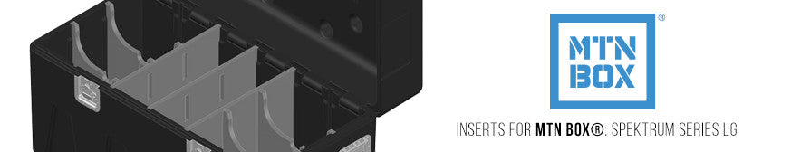 MTN BOX®: Spektrum Series LG Insert Packages