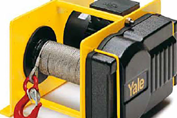 Winch is the Industrial Equipment offered by MTN Shop EU