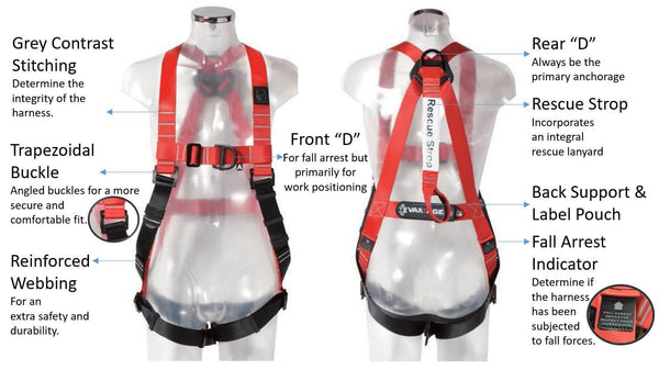 2 Point Harness from Checkmate