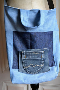 "Tasche "" Old Jeans """