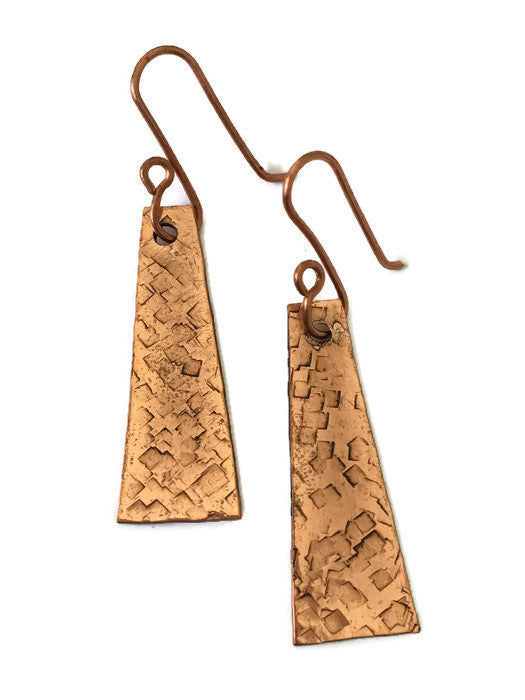 Tina Trapezoid Earrings