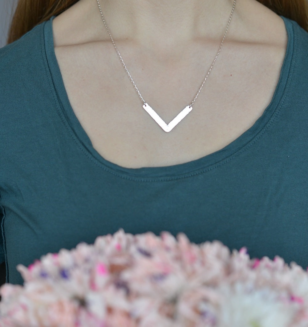 Liceth V Necklace