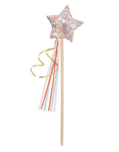 Liberty print star wand by Meri Meri