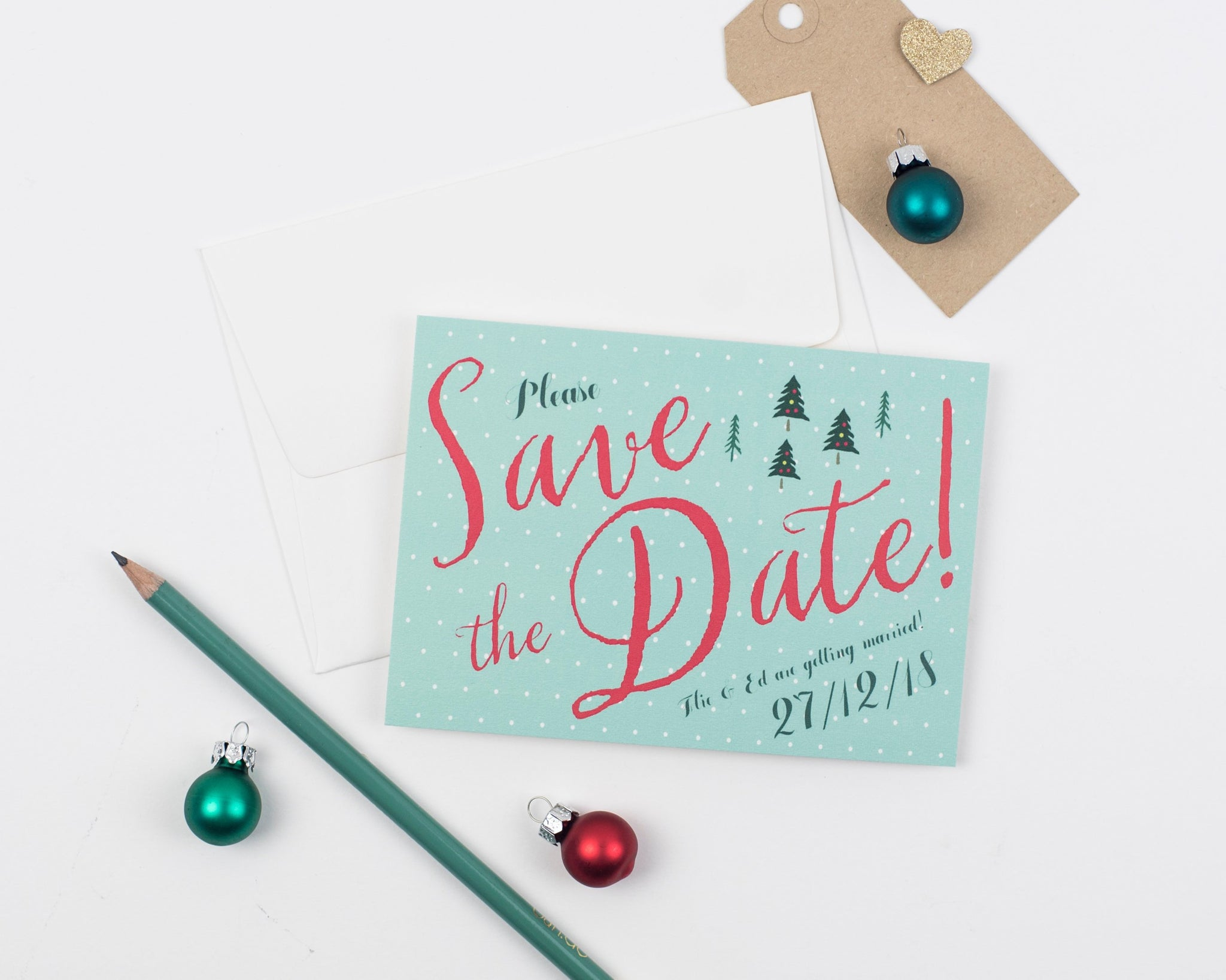 Winter Save the Date