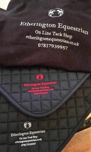 Etherington Equestrian is a family run online tack shop.