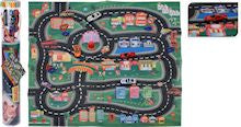 Car Playmat 4 Assorted