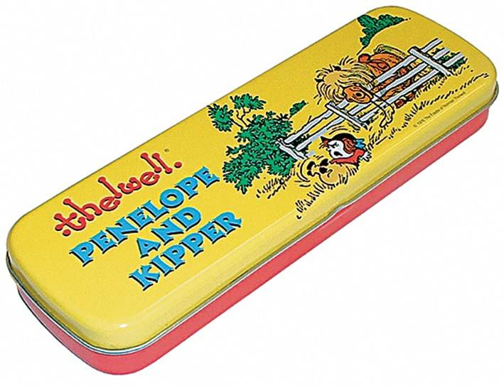 Thelwell Pencil Tin