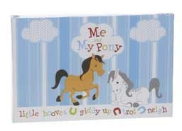 Me & My Pony Photo Memory Book
