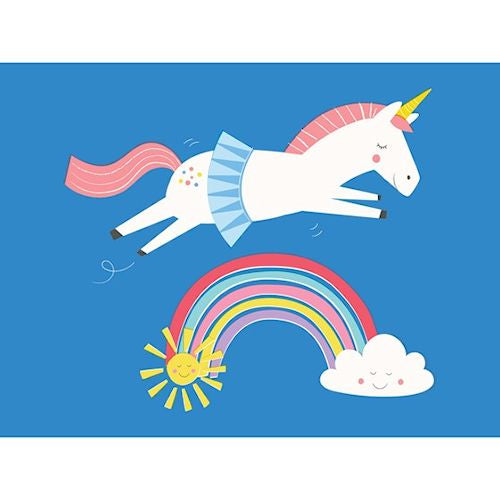 Unicorn Card A6