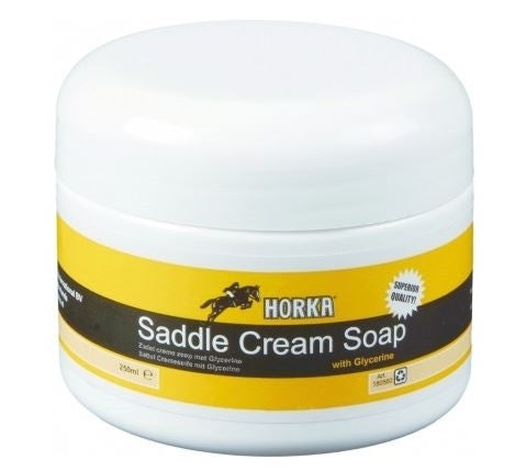 Saddle Cream Soap
