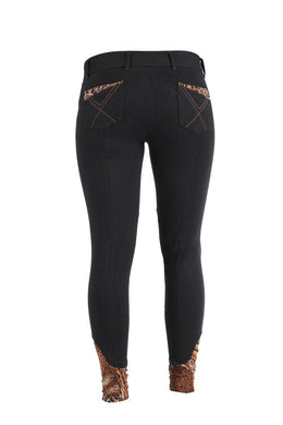 Jr-breeches Hipster Ltd Tiger