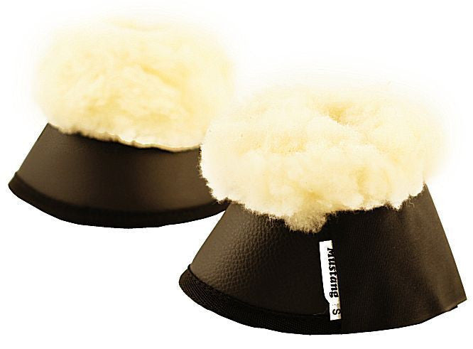 Mustang Sheepskin Top Quality Over Reach Boots