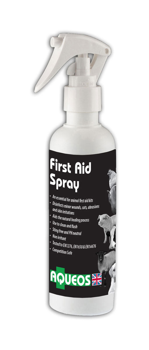 Aqueos First Aid Spray