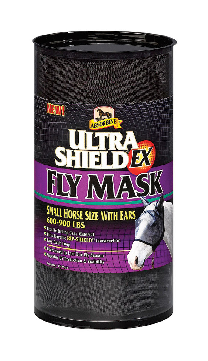UltraShield EX Fly Mask - With Ears
