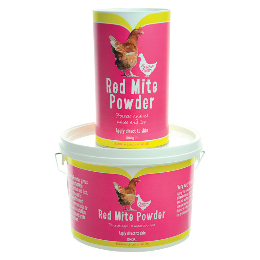 Poultry Red Mite Powder