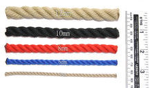 KJK Rope Gundog Lead With Rubber Stop