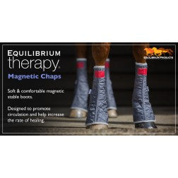 Equilibrium Therapy Magnetic Chaps