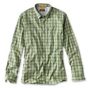 South Fork Stretch Long Sleeve - Cactus