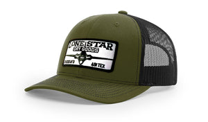 B-1 Patch Hat