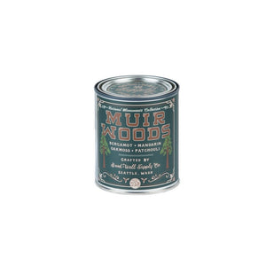 Good & Well Supply - Muir Woods Candle
