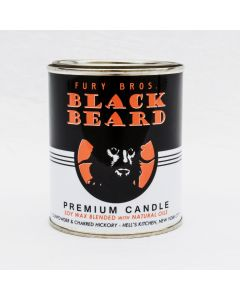Fury Bros - Black Beard Candle