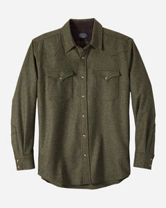 Canyon Shirt Peat Moss