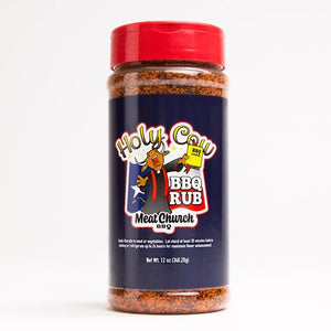 Meat Church BBQ Rub - Holy Cow