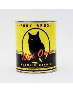 Fury Bros - Night Owl Candle