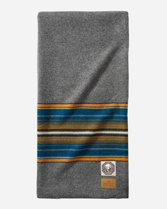 Olympic Grey Throw