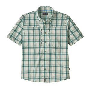 Sun Stretch Shirt: Granville Big- Birch White
