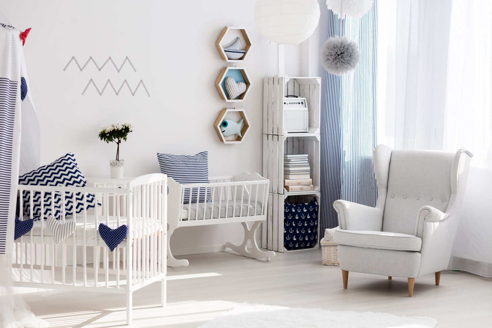 Ecofriendly Nursery Ideas & Inspiration