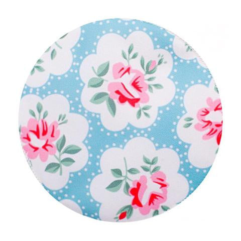 Tea Party - Reusable bamboo nursing pads