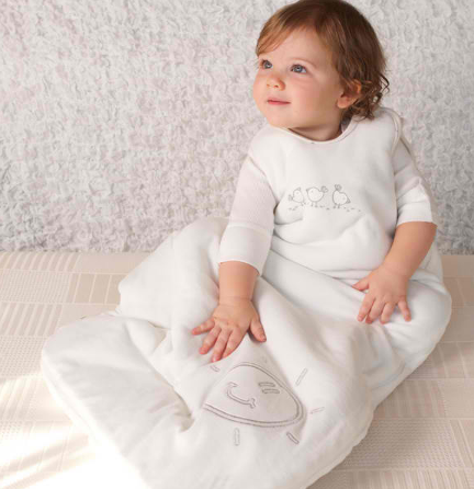 Earlybirds Premium Organic Velour Baby Sleeping Bag - Organic Mums and Bubs
