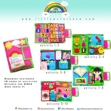 Activity Cloth Books