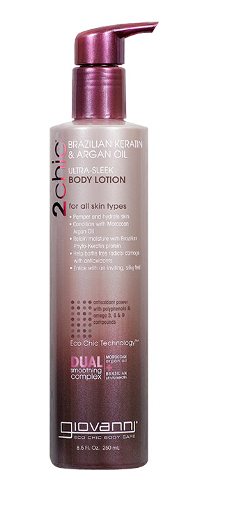 2chic ArganOil Ultra Sleek Body Lotion
