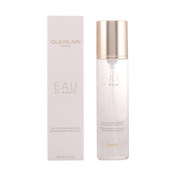 Make Up Remover Eau De Beauté Guerlain
