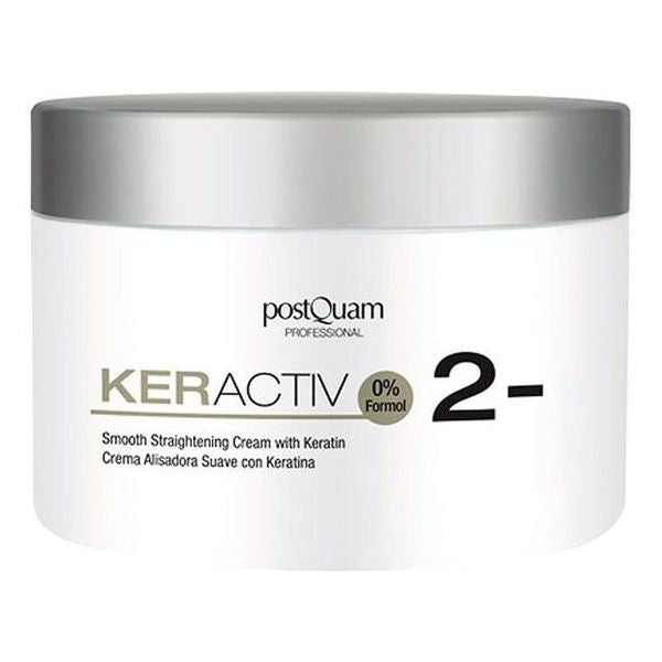 Hair Straightening Cream Keractiv Postquam (200 ml)