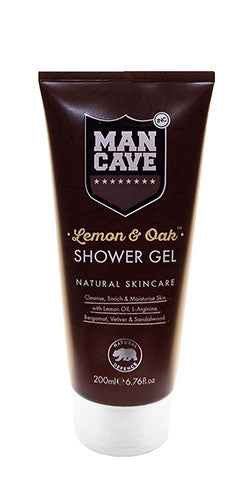 BODY CARE LEMON & OAK shower gel